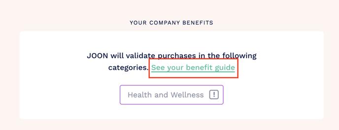 categories guide link